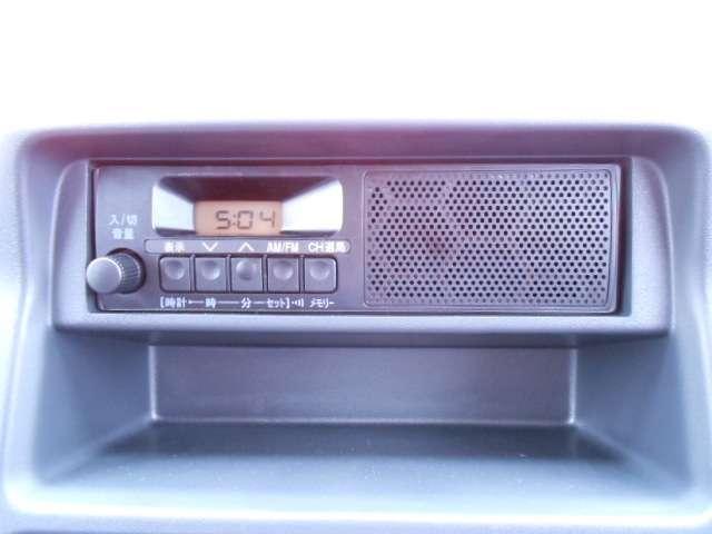 DX 4WD ラジオ エアコン(4枚目)