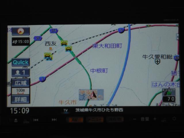 X 純正ナビTV インテリキー ETC 禁煙車(5枚目)