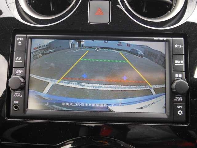 e-POWER X 前後踏み違い エマーブレーキ LEDライト 純正ナビTV バックカメラ 禁煙車 インテリ(6枚目)