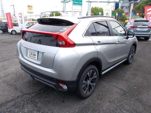 「三菱」「エクリプスクロス」「SUV・クロカン」「奈良県」の中古車6