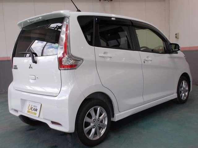 「三菱」「eKカスタム」「コンパクトカー」「島根県」の中古車5