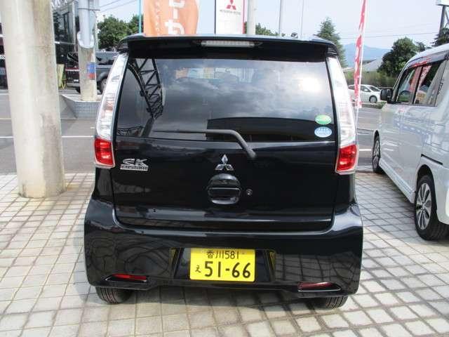 「三菱」「eKカスタム」「コンパクトカー」「香川県」の中古車6