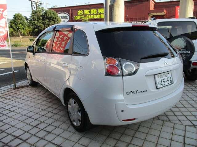 「三菱」「コルトプラス」「コンパクトカー」「香川県」の中古車4