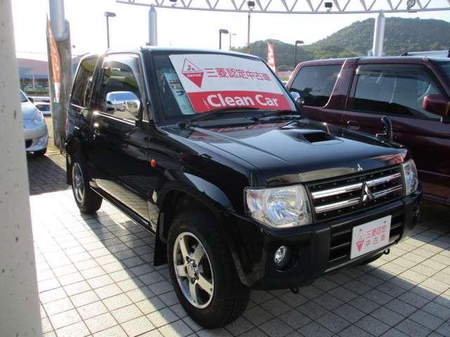 「三菱」「パジェロミニ」「コンパクトカー」「香川県」の中古車3
