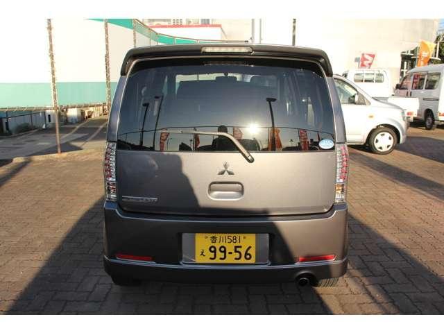 「三菱」「eKスポーツ」「コンパクトカー」「香川県」の中古車6