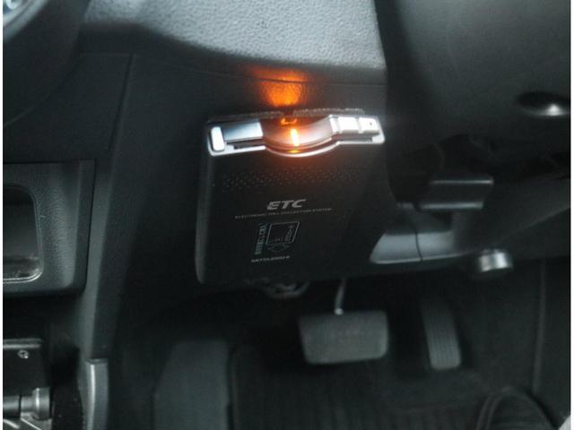 ETC装備車輌。セットアップも当店にて作業可能ですのでご納車当日からご使用いただけます