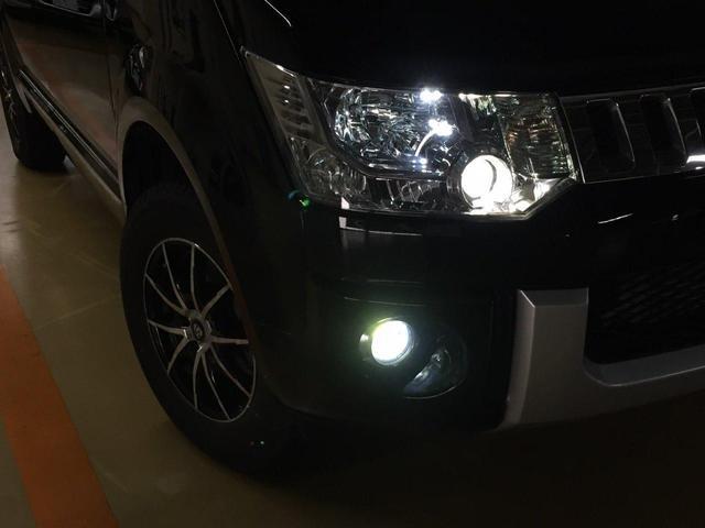 Dパワーパッケージ 内地仕入 4WD 新品ナビ・後席モニター(20枚目)