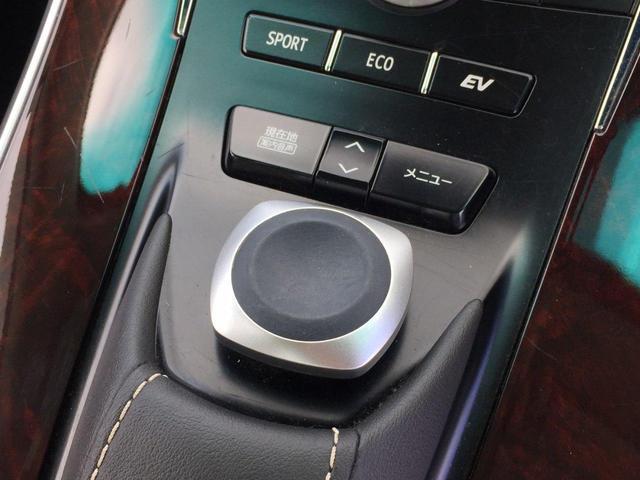 カーナビに直接タッチしないで操作が可能。