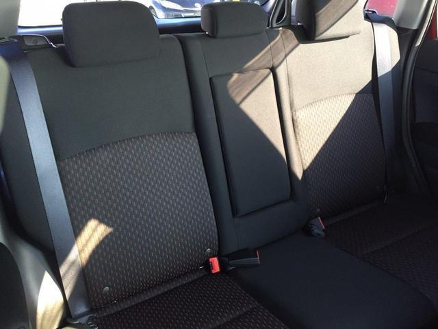 大きなサイズのフロントシート。