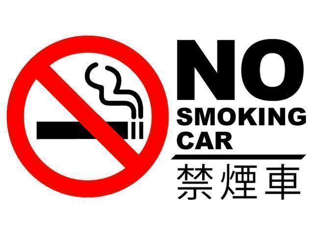 こちらのお車は禁煙車でございます。更に車内の臭いが気になる方やクリーンな状態を保ちたい方には車内用の空気触媒「カーフィール」がオススメです。消臭・除菌・カビ抑制効果があり長期間に渡り効果が持続します。