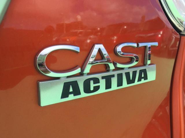 アクティバX 内地仕入車両 ワンオーナー車 カロッツェリアナビ 地デジTV スマートキー プッシュスタート(21枚目)