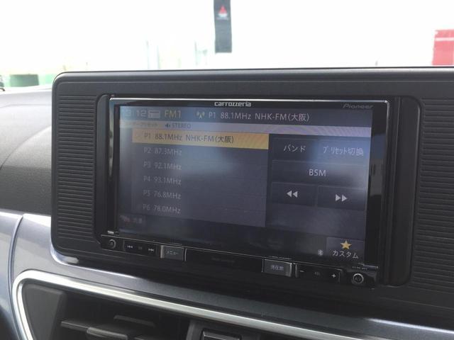 アクティバX 内地仕入車両 ワンオーナー車 カロッツェリアナビ 地デジTV スマートキー プッシュスタート(40枚目)