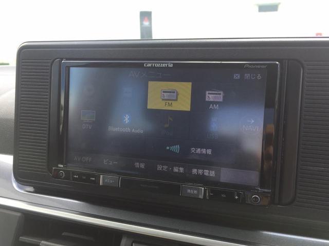アクティバX 内地仕入車両 ワンオーナー車 カロッツェリアナビ 地デジTV スマートキー プッシュスタート(41枚目)