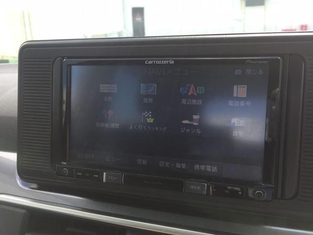 アクティバX 内地仕入車両 ワンオーナー車 カロッツェリアナビ 地デジTV スマートキー プッシュスタート(42枚目)