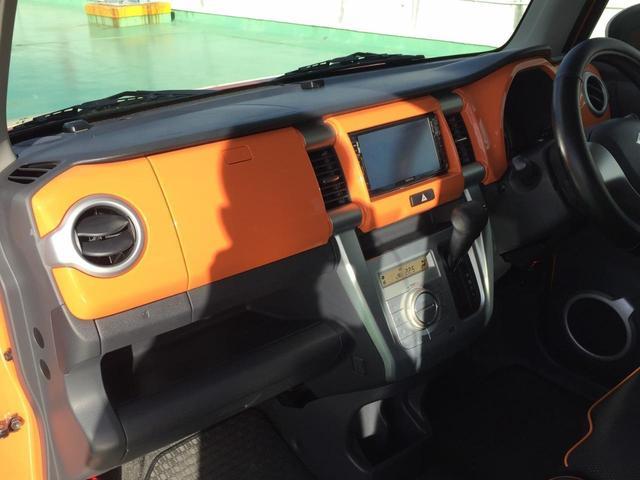 Xターボ 内地仕入・ツートンカラー・ワンオーナー・レーダーブレーキサポート・ナビ・フルセグTV・ディスチャージライト・スマートキーシステム・アイドリングストップ・ETC・シートヒーター(65枚目)