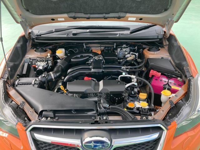 2.0i-L アイサイト 内地仕入 4WD CVT アイサイト 純正ナビ フルセグ バックカメラ ETC スマートキー 純正アルミホイール USB端子入力 アイドリングストップ 電動格納ミラー パワーシート キーレスエントリー(6枚目)