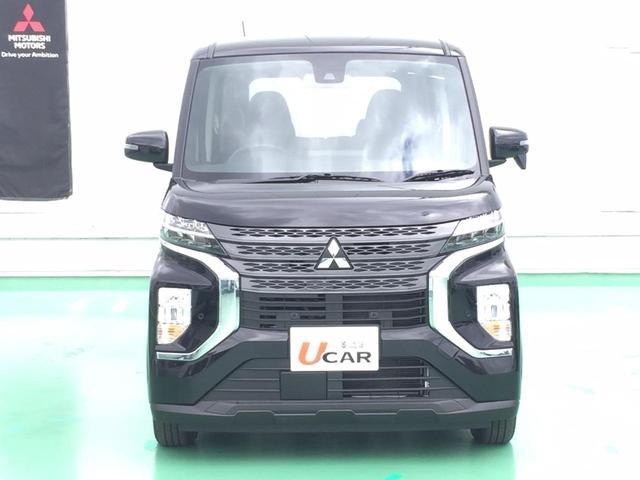 M 届出済未使用車 キーレス e-アシスト 衝突軽減ブレーキ コーナーセンサー LED シートヒーター ベンチシート(4枚目)
