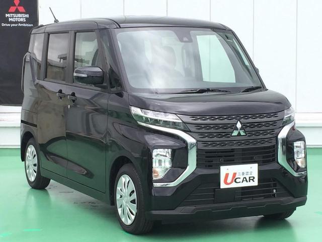 M 届出済未使用車 キーレス e-アシスト 衝突軽減ブレーキ コーナーセンサー LED シートヒーター ベンチシート(6枚目)