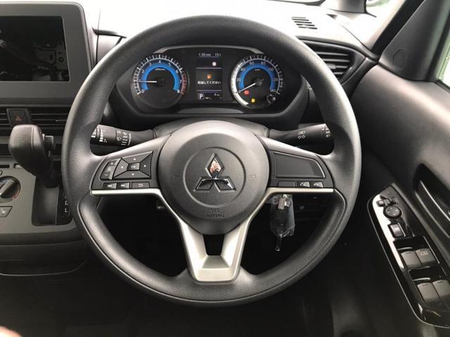 M 届出済未使用車 キーレス e-アシスト 衝突軽減ブレーキ コーナーセンサー LED シートヒーター ベンチシート(33枚目)