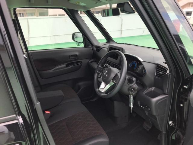 M 届出済未使用車 キーレス e-アシスト 衝突軽減ブレーキ コーナーセンサー LED シートヒーター ベンチシート(57枚目)