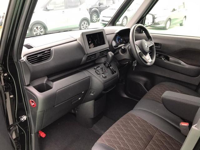 M 届出済未使用車 キーレス e-アシスト 衝突軽減ブレーキ コーナーセンサー LED シートヒーター ベンチシート(65枚目)