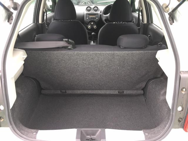 12S Vパッケージ 内地仕入 禁煙車 オーディオ キーレス エアコン パワーステアリング パワーウィンドウ エアバッグ 助手席エアバッグ ABS 衝突安全ボディ ドアバイザー 電動格納ミラー ABS スペアタイヤ(44枚目)