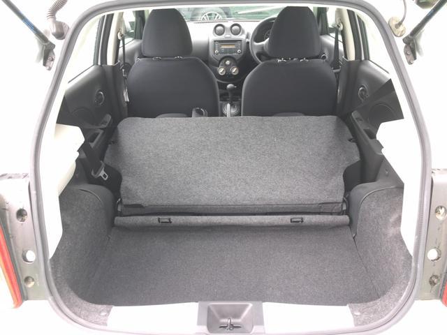 12S Vパッケージ 内地仕入 禁煙車 オーディオ キーレス エアコン パワーステアリング パワーウィンドウ エアバッグ 助手席エアバッグ ABS 衝突安全ボディ ドアバイザー 電動格納ミラー ABS スペアタイヤ(45枚目)