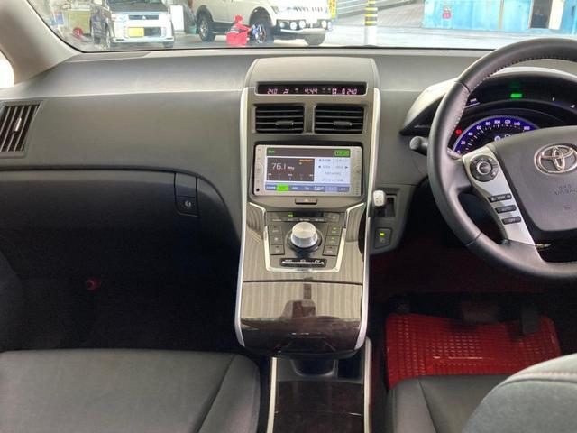 S Cパッケージ 内地仕入 純正SDナビ TV バックカメラ LEDヘッドライト ステアリングスイッチ クルーズコントロール パワーシート スマートキー プッシュスタート 電動格納ミラー フォグランプ USB(4枚目)