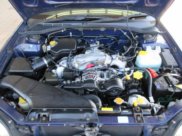 スバル レガシィB4 B4 RS HID