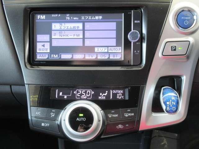 純正 NSZT-W62G SDナビ CD DVD SD Bluetooth フルセグ対応(^^♪
