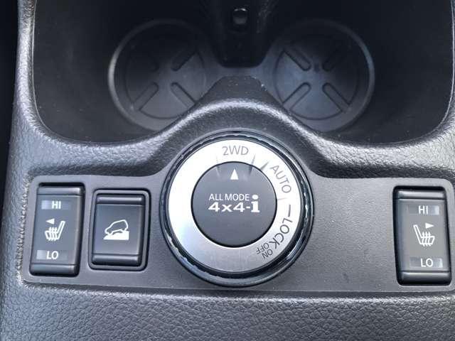 モード・プレミア オーテック30thアニバーサリー 2列車 4WD 特別仕様車 ワンオーナー クルーズコントロール ナビ ワンセグTV アラウンドビューモニター ETC 革シート(15枚目)