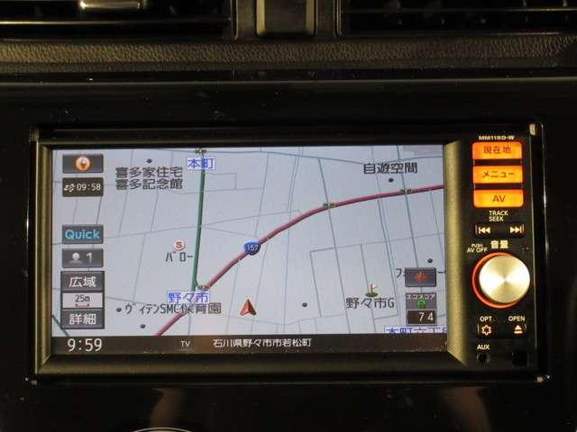 660 ハイウェイスターX ワンオーナー 純正メモリーナビ(5枚目)