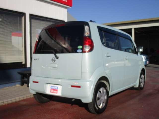 ★車はユーカーズ東松山で買っても、お近くの日産で保証が受けられる 日産ワイド保証が付いてますので安心