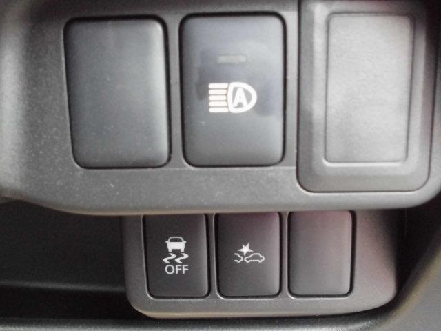 燃費向上の為の秘密兵器!信号待ちなどで自動的にエンジンストップしてエコドライブに貢献します。任意で作動させない様にする事も可能です。