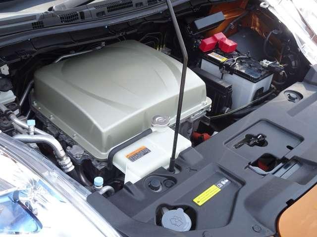 X(30kwh) 衝突被害軽減ブレーキ/純正ナビ&バックビューモニター/LEDヘッドライト/シートヒーター/ステアリングヒーター/スマートキー/クルーズコントロール(20枚目)