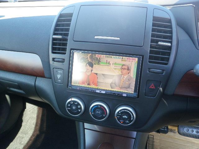 日産 ブルーバードシルフィ 15M FOUR 4WD 1オーナー ナビ バックカメラ