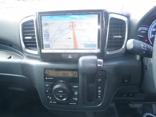 XSターボ 4WD ナビ 後席モニター 両側電動スライドドア(4枚目)