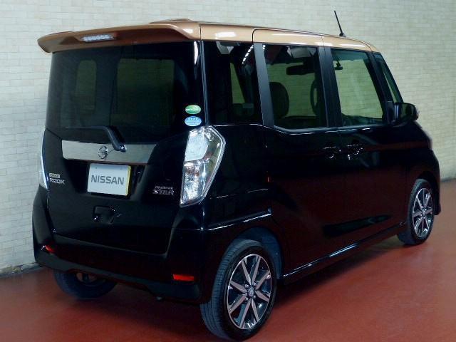 日産 デイズルークス ハイウェイスターX Vセレクション 試乗車