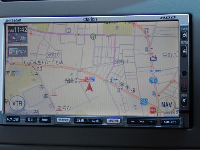 18G 社外HDDナビ 【店長特選車】(4枚目)