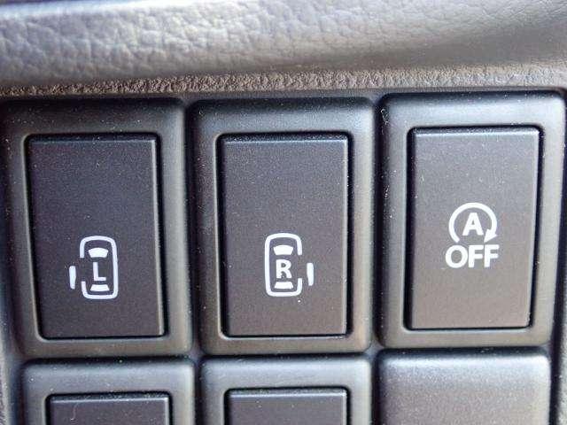 両側オートスライドドアでとっても便利です♪
