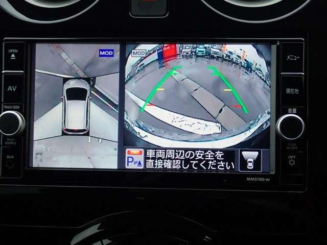 1.2 e-POWER X 試乗車 スマートルームミラー(5枚目)