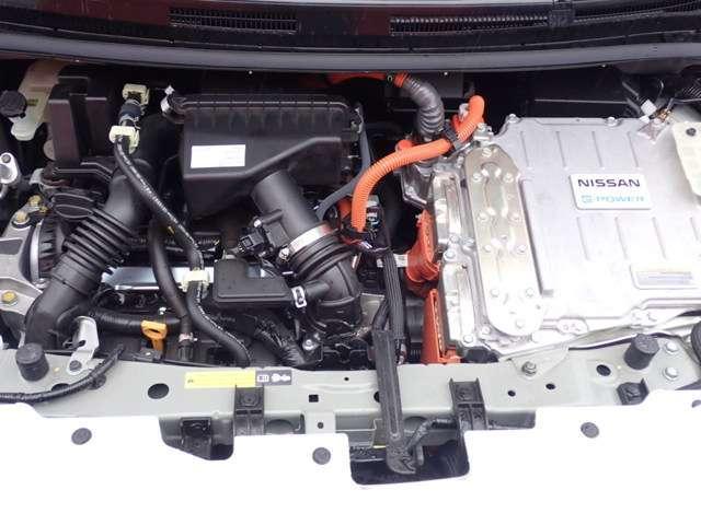 1.2 e-POWER X 試乗車 スマートルームミラー(15枚目)