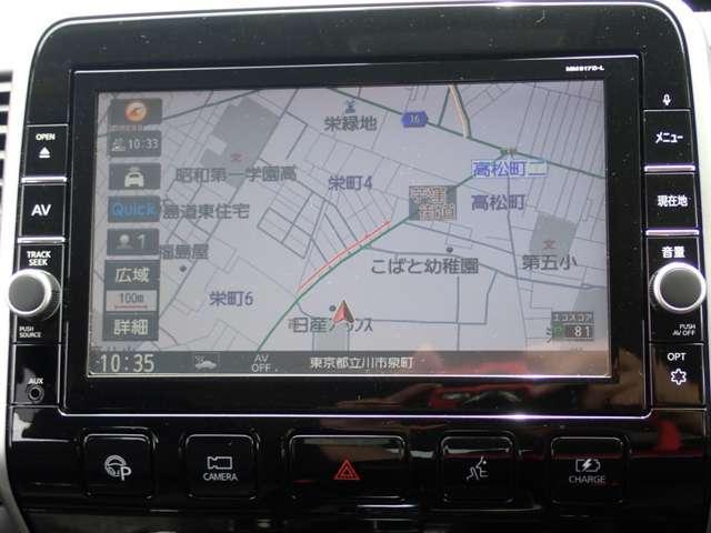 e-パワー ハイウェイスターV 1.2 e-POWER ハイウェイスター V プロパイロット 後席TVモニター(4枚目)