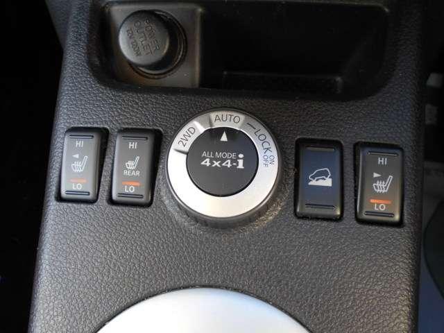 2.5 25Xtt 4WD 純正HDDナビ BSカメラ クルコン(8枚目)