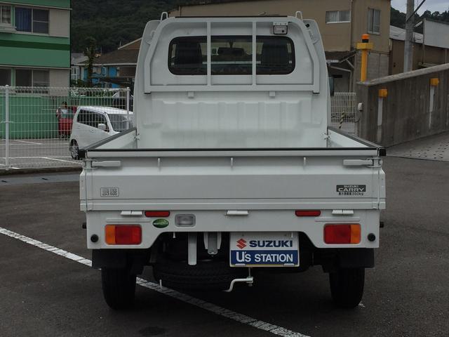 「スズキ」「キャリイトラック」「トラック」「高知県」の中古車3