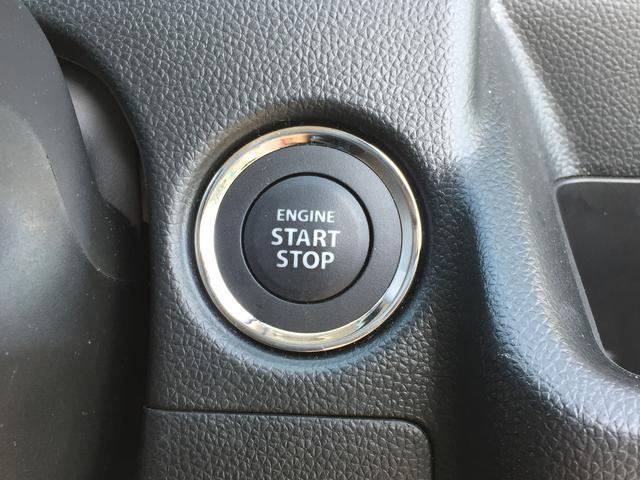 エンジン始動はプッシュスタートシステムです!