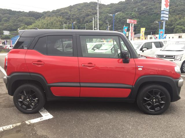 「スズキ」「クロスビー」「SUV・クロカン」「高知県」の中古車4