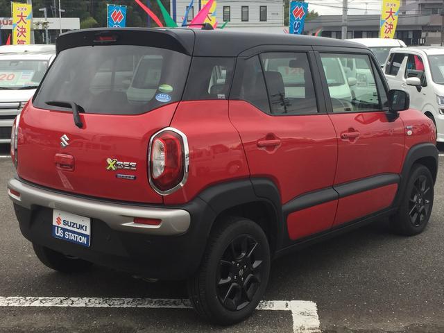 「スズキ」「クロスビー」「SUV・クロカン」「高知県」の中古車7