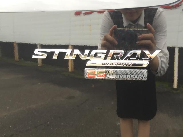 「スズキ」「ワゴンRスティングレー」「コンパクトカー」「高知県」の中古車10