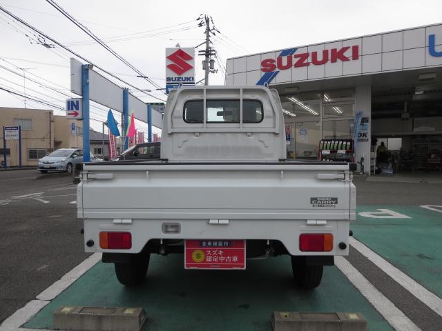 スズキ キャリイトラック KCエアコンパワステ 7型